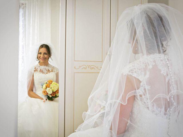 Il matrimonio di Mirko e Giada a Altidona, Fermo 13
