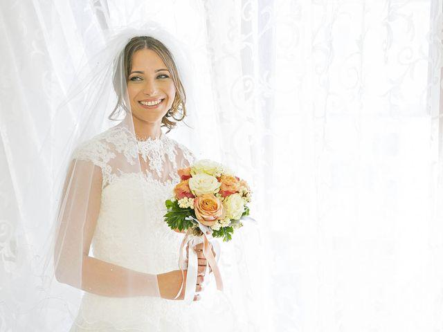 Il matrimonio di Mirko e Giada a Altidona, Fermo 16