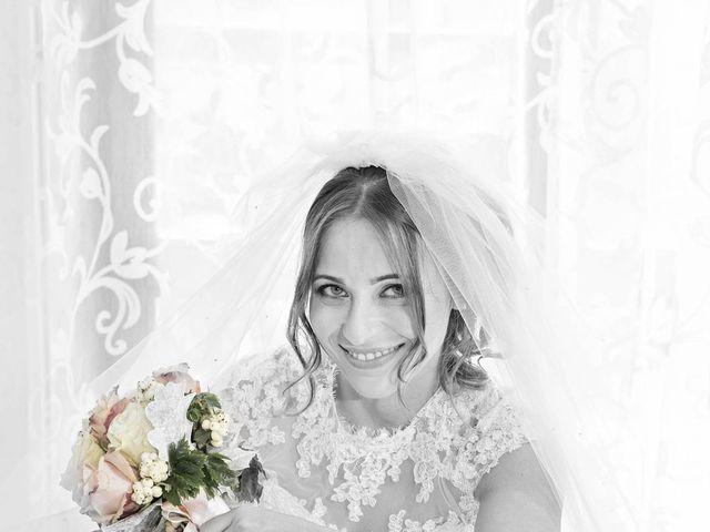 Il matrimonio di Mirko e Giada a Altidona, Fermo 17