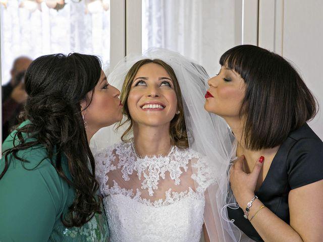 Il matrimonio di Mirko e Giada a Altidona, Fermo 19