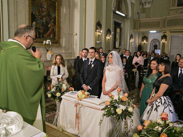 Il matrimonio di Mirko e Giada a Altidona, Fermo 21