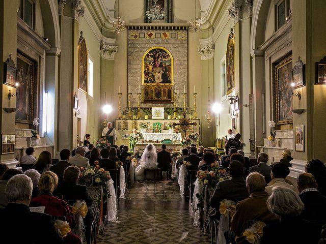 Il matrimonio di Mirko e Giada a Altidona, Fermo 22