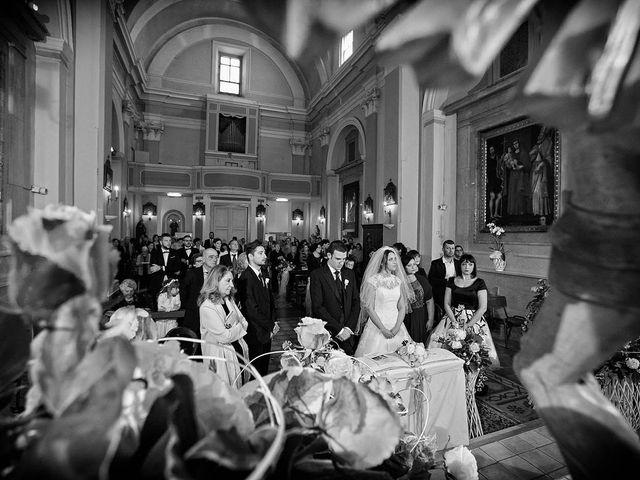 Il matrimonio di Mirko e Giada a Altidona, Fermo 23