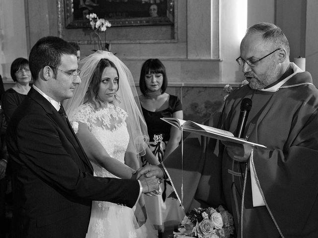 Il matrimonio di Mirko e Giada a Altidona, Fermo 24