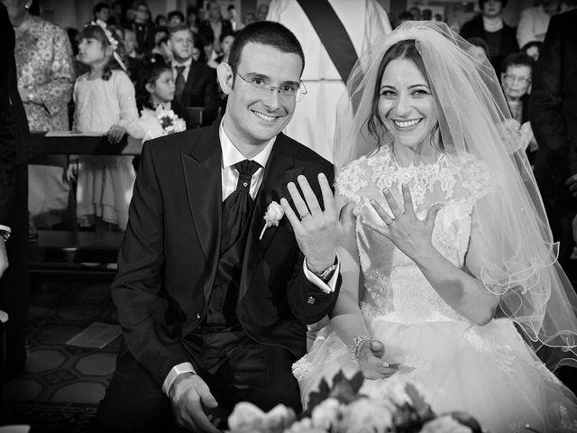 Il matrimonio di Mirko e Giada a Altidona, Fermo 27