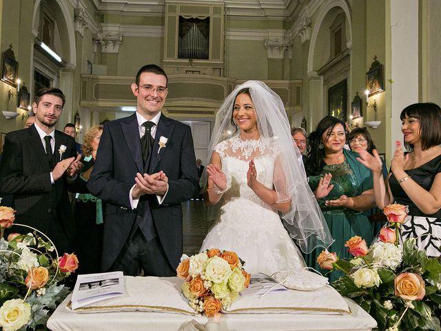 Il matrimonio di Mirko e Giada a Altidona, Fermo 28