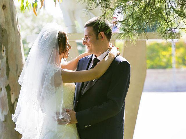 Il matrimonio di Mirko e Giada a Altidona, Fermo 36