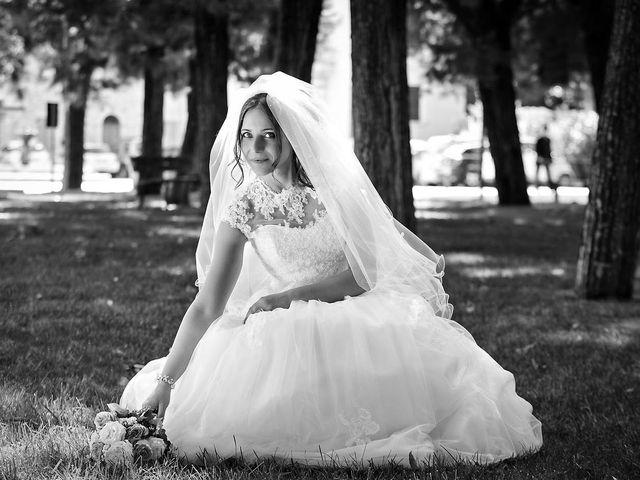 Il matrimonio di Mirko e Giada a Altidona, Fermo 37