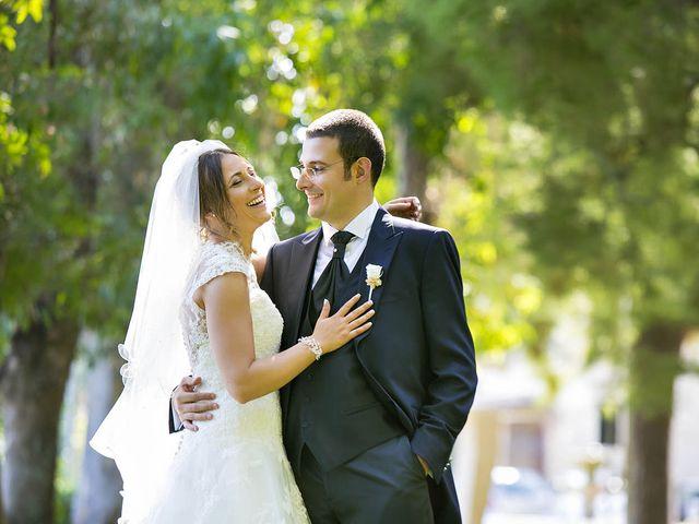 Il matrimonio di Mirko e Giada a Altidona, Fermo 38