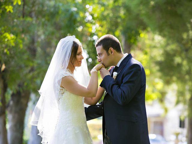 Il matrimonio di Mirko e Giada a Altidona, Fermo 39