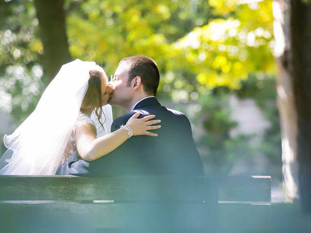 Il matrimonio di Mirko e Giada a Altidona, Fermo 41
