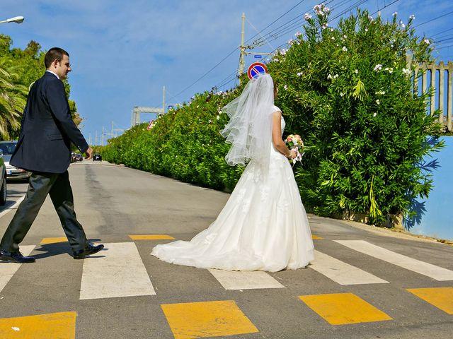 Il matrimonio di Mirko e Giada a Altidona, Fermo 43