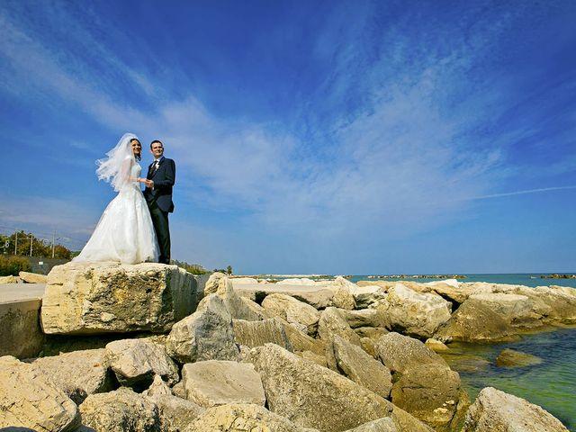 Il matrimonio di Mirko e Giada a Altidona, Fermo 46