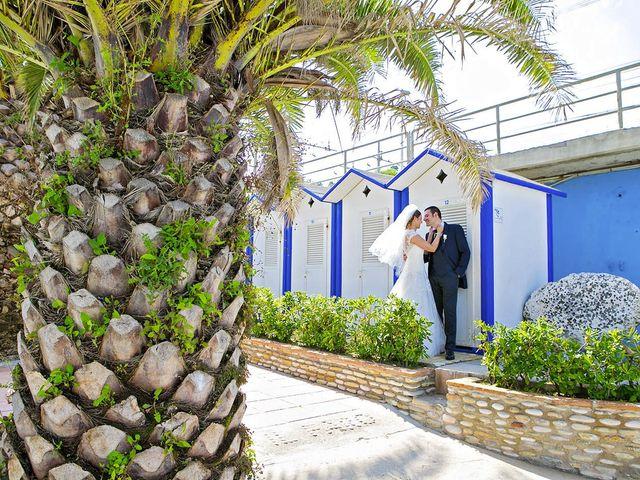 Il matrimonio di Mirko e Giada a Altidona, Fermo 47