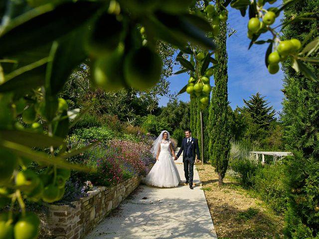 Il matrimonio di Mirko e Giada a Altidona, Fermo 50