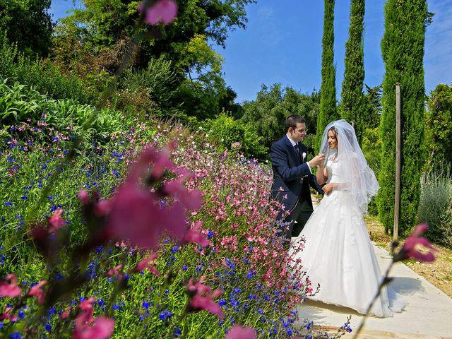 Il matrimonio di Mirko e Giada a Altidona, Fermo 51