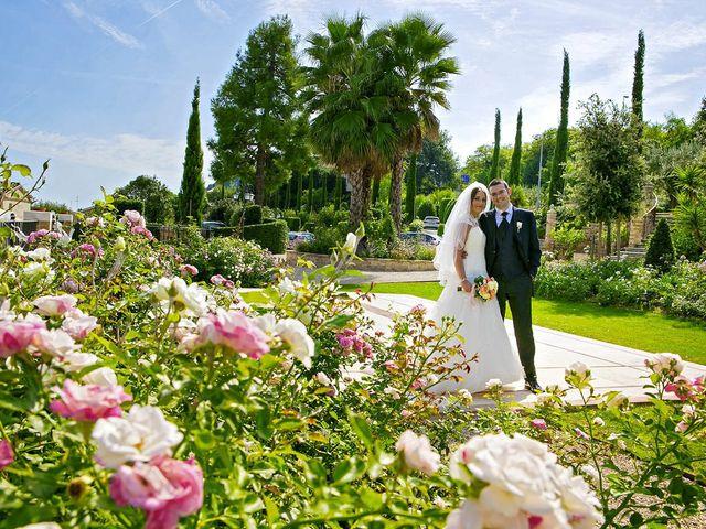 Il matrimonio di Mirko e Giada a Altidona, Fermo 52