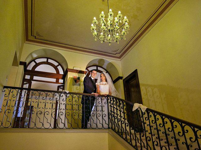 Il matrimonio di Mirko e Giada a Altidona, Fermo 58