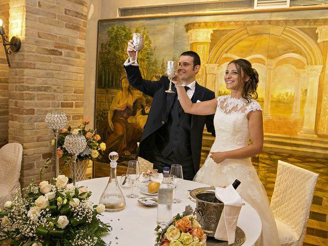 Il matrimonio di Mirko e Giada a Altidona, Fermo 59
