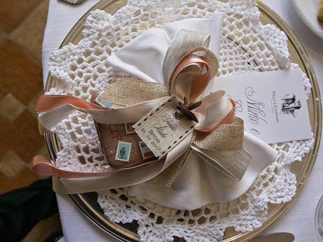 Il matrimonio di Mirko e Giada a Altidona, Fermo 60