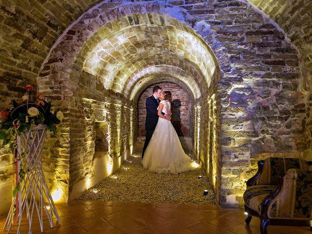 Il matrimonio di Mirko e Giada a Altidona, Fermo 61