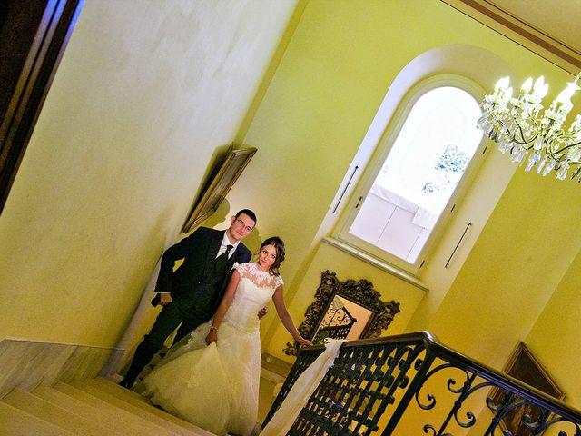 Il matrimonio di Mirko e Giada a Altidona, Fermo 63