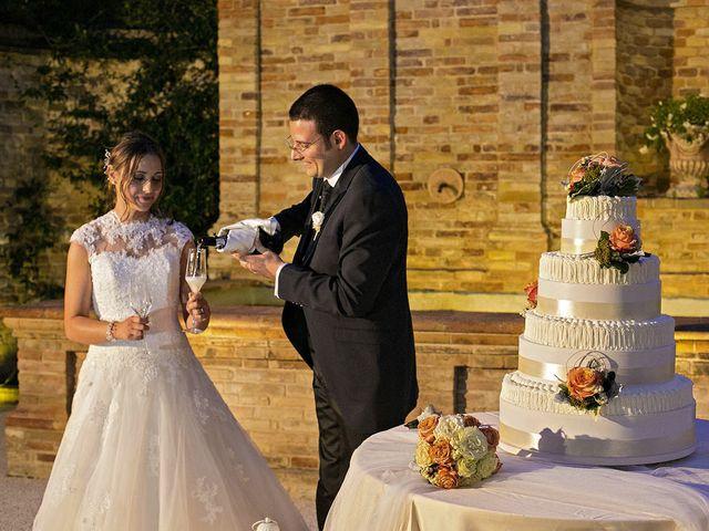 Il matrimonio di Mirko e Giada a Altidona, Fermo 68