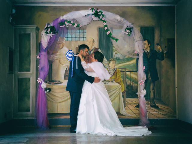 Il matrimonio di Ilardi e Angela a Caino, Brescia 4