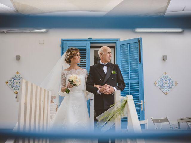 Il matrimonio di Bartolomeo e Teresa a Alcamo, Trapani 33