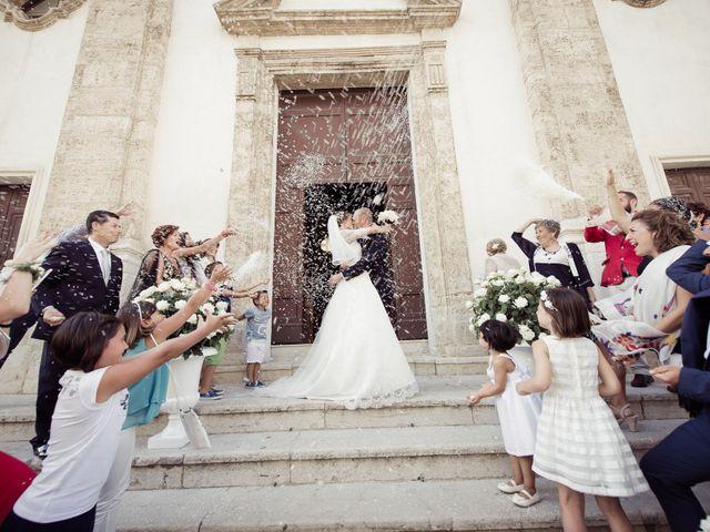 Il matrimonio di Bartolomeo e Teresa a Alcamo, Trapani 1