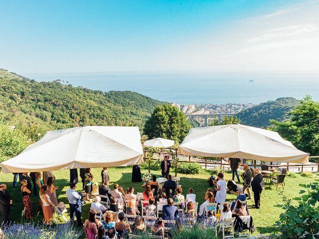 Il matrimonio di Massimiliano e Pamela a Genova, Genova 28