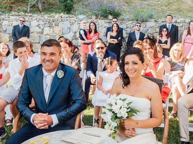 Il matrimonio di Massimiliano e Pamela a Genova, Genova 30