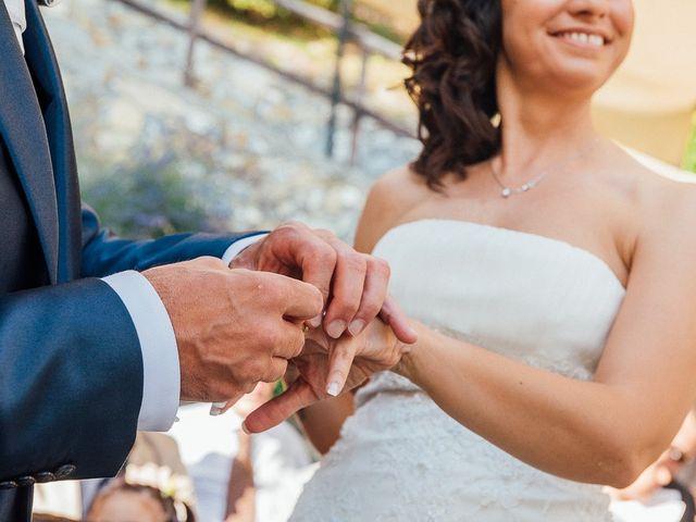 Il matrimonio di Massimiliano e Pamela a Genova, Genova 32