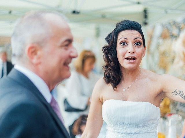 Il matrimonio di Massimiliano e Pamela a Genova, Genova 39