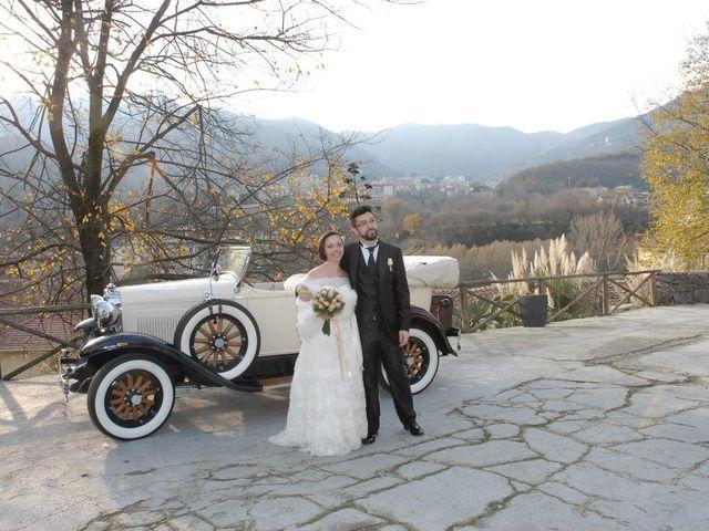 Il matrimonio di Valentina e Carmine a Pellezzano, Salerno 6