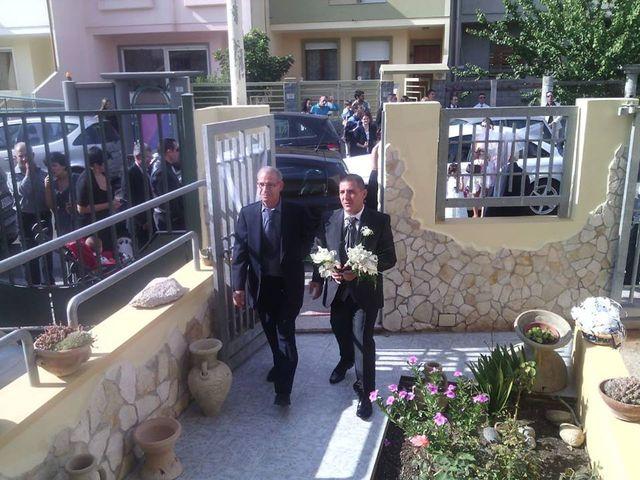 Il matrimonio di Valentina e Nicola a Nuraminis, Cagliari 4