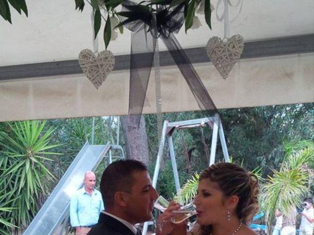 Il matrimonio di Valentina e Nicola a Nuraminis, Cagliari 15