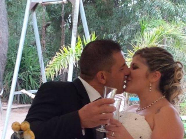 Il matrimonio di Valentina e Nicola a Nuraminis, Cagliari 17