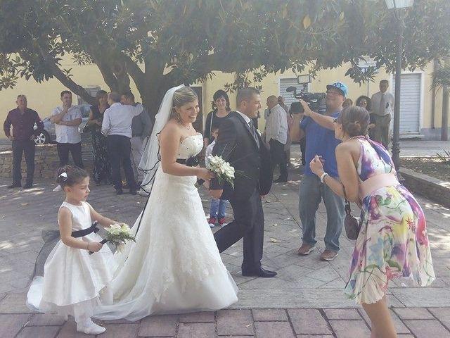 Il matrimonio di Valentina e Nicola a Nuraminis, Cagliari 18