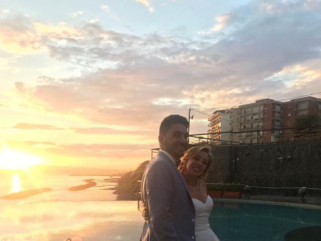 Il matrimonio di Camille  e Luca a Torre del Greco, Napoli 5
