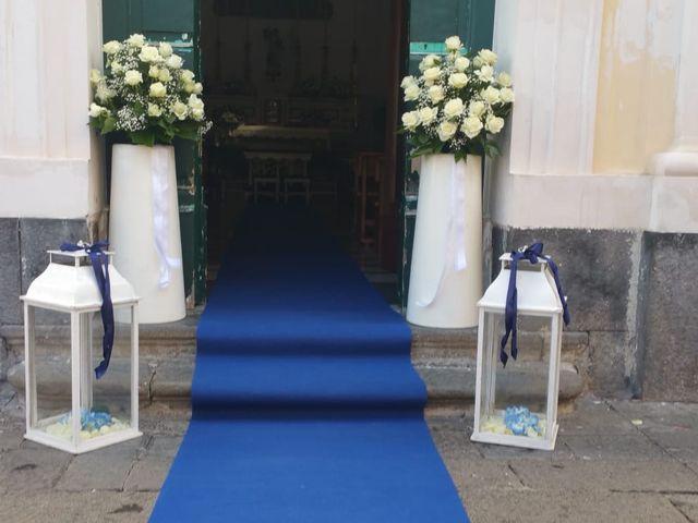 Il matrimonio di Camille  e Luca a Torre del Greco, Napoli 2