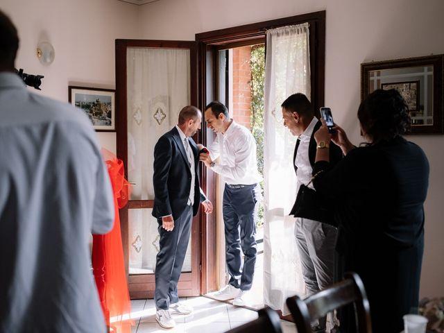 Il matrimonio di Massimo e Lucia a Formigine, Modena 8