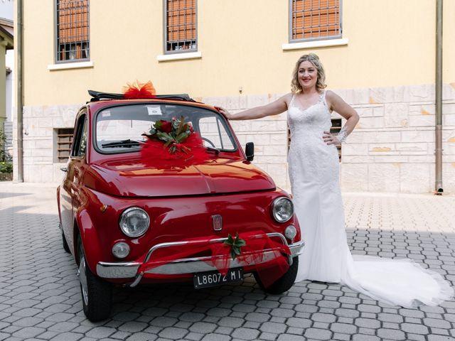 Il matrimonio di Massimo e Lucia a Formigine, Modena 13