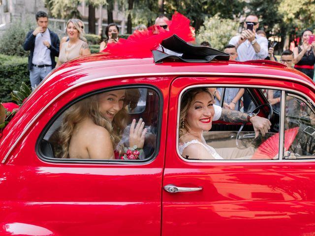 Il matrimonio di Massimo e Lucia a Formigine, Modena 14