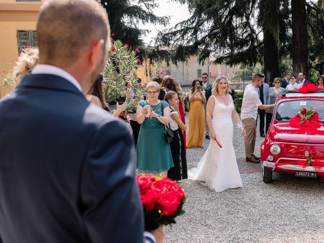 Il matrimonio di Massimo e Lucia a Formigine, Modena 15