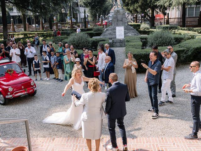 Il matrimonio di Massimo e Lucia a Formigine, Modena 16
