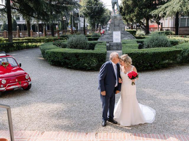 Il matrimonio di Massimo e Lucia a Formigine, Modena 18