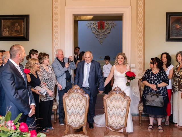 Il matrimonio di Massimo e Lucia a Formigine, Modena 19