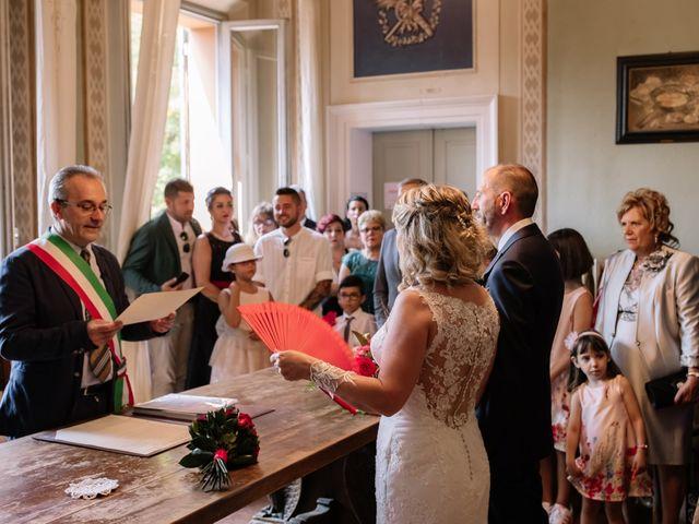 Il matrimonio di Massimo e Lucia a Formigine, Modena 20