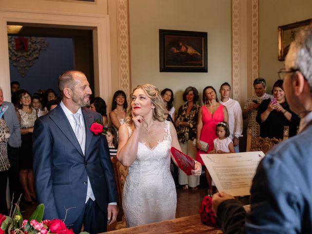 Il matrimonio di Massimo e Lucia a Formigine, Modena 21